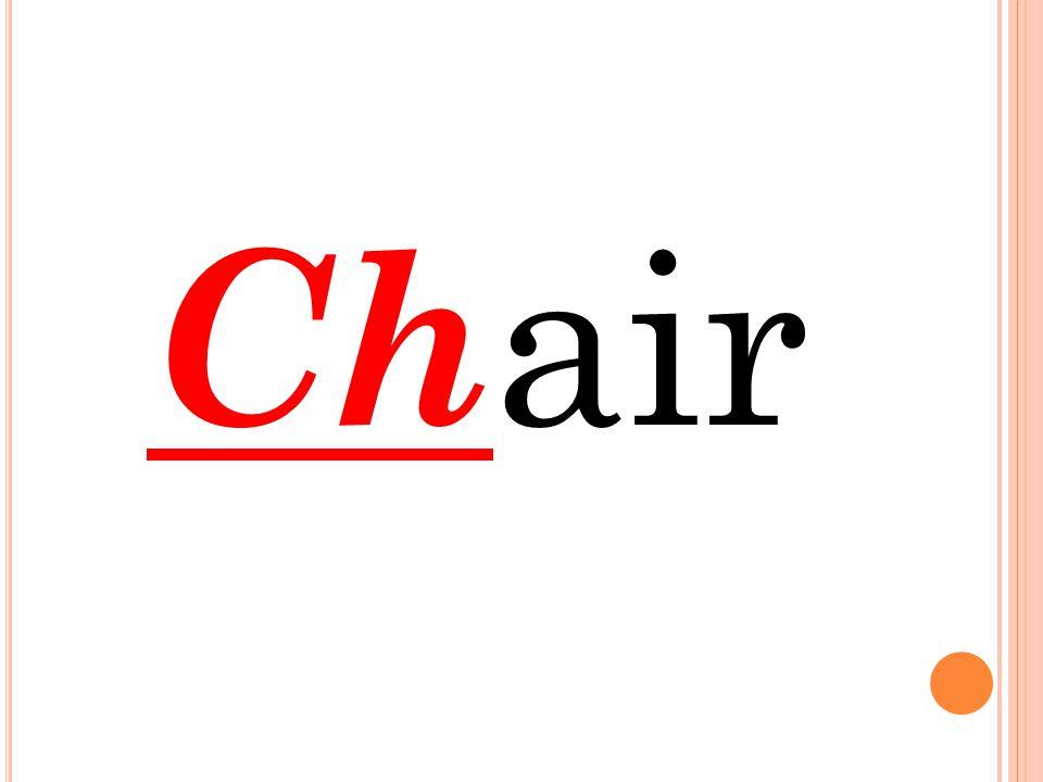 Ch air