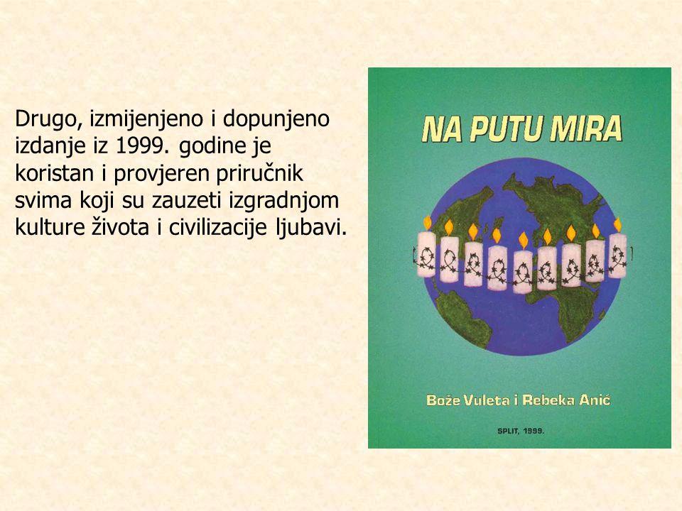 Drugo, izmijenjeno i dopunjeno izdanje iz 1999.