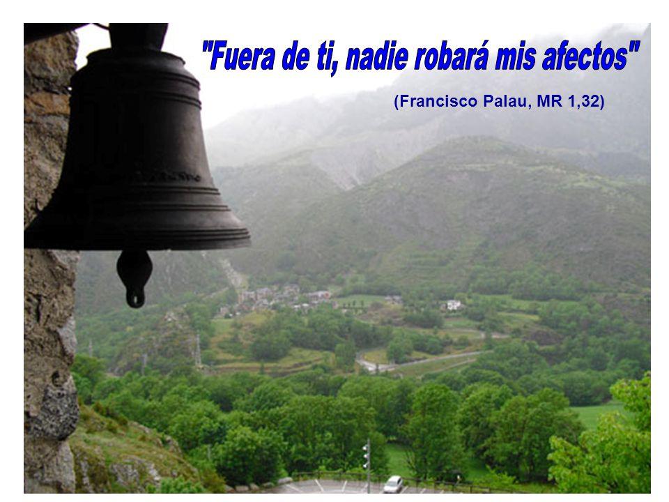 (Francisco Palau, MR 1,32)