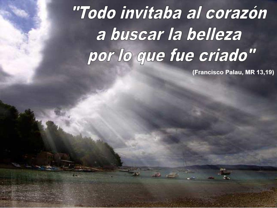 (Francisco Palau, MR 13,19)
