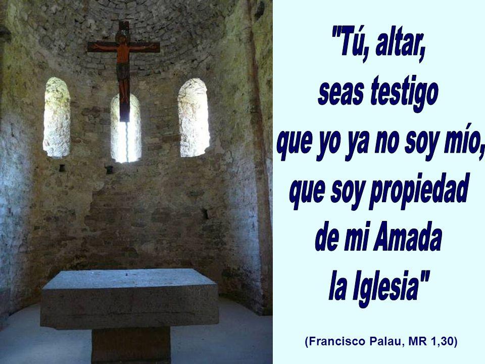 (Francisco Palau, MR 1,30)