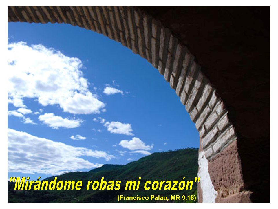 (Francisco Palau, MR 9,18)