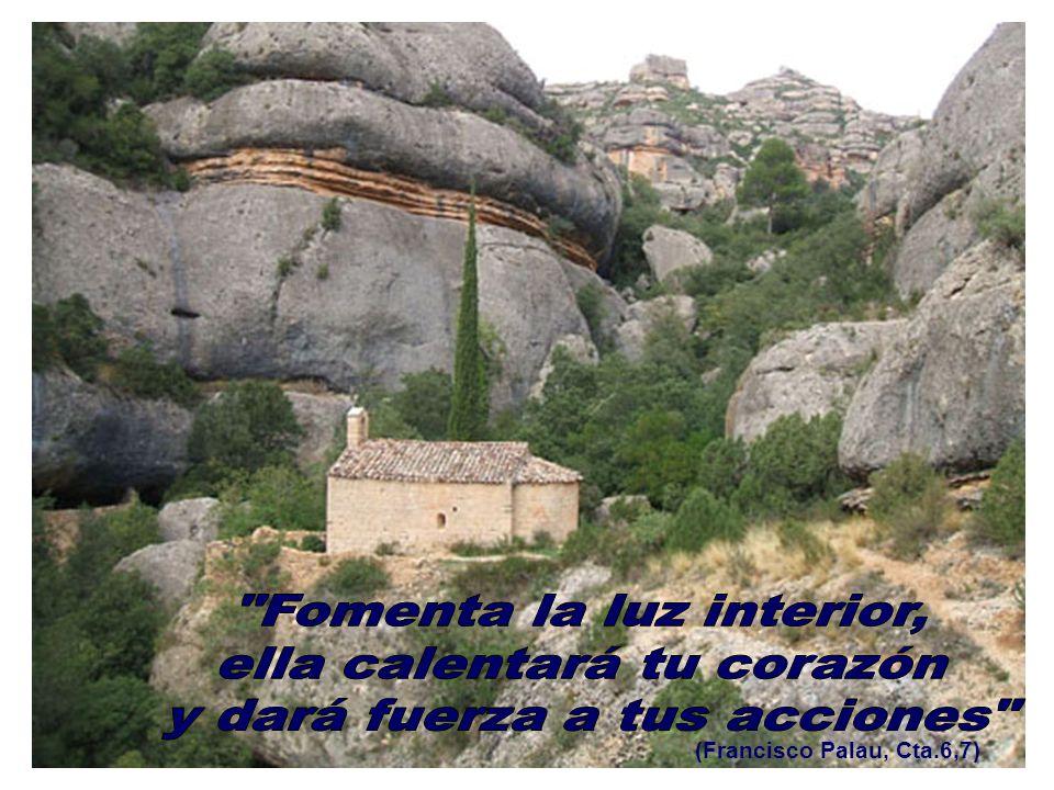 (Francisco Palau, Cta.6,7)