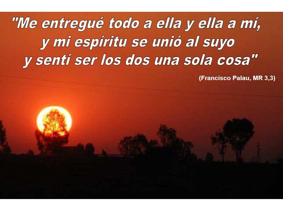 (Francisco Palau, MR 3,3)