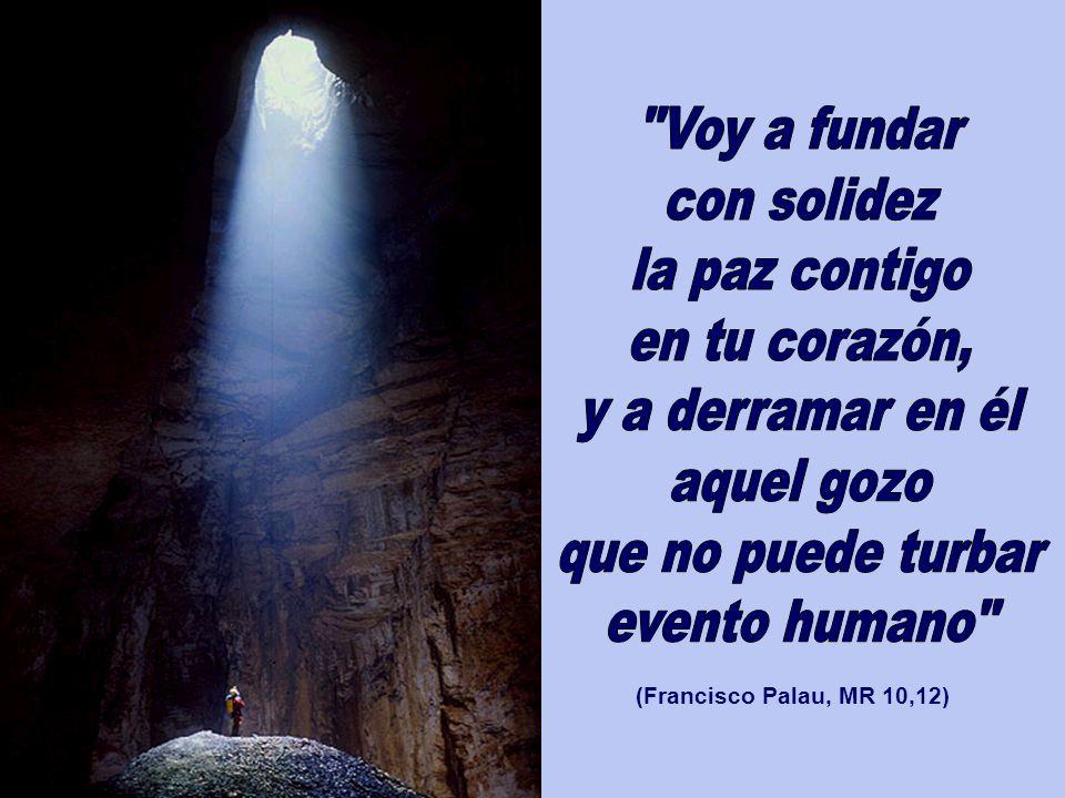 (Francisco Palau, MR 10,12)