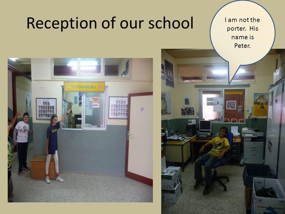 Our school is dedicated to Ventura Rodríguez.
