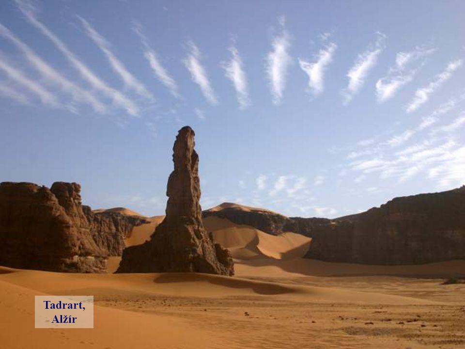 Sossusvlei duny, Namibie