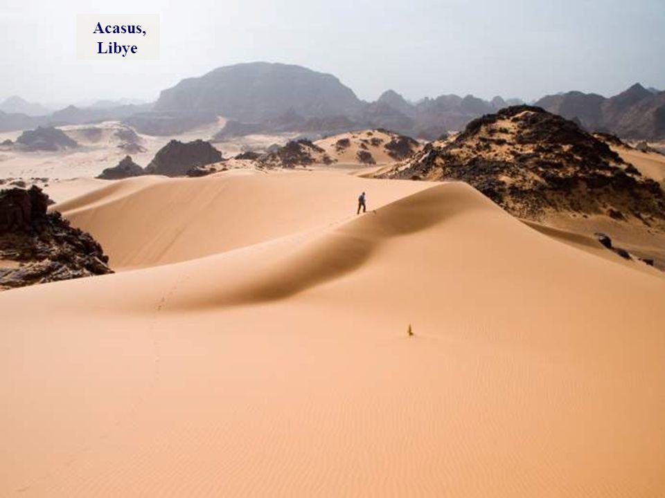 Acasus, Libye