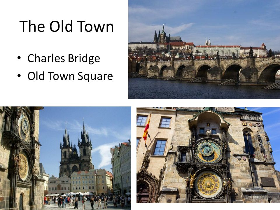 "The Lesser Town ""Malá Strana Under Prague Castle Golden Lane"