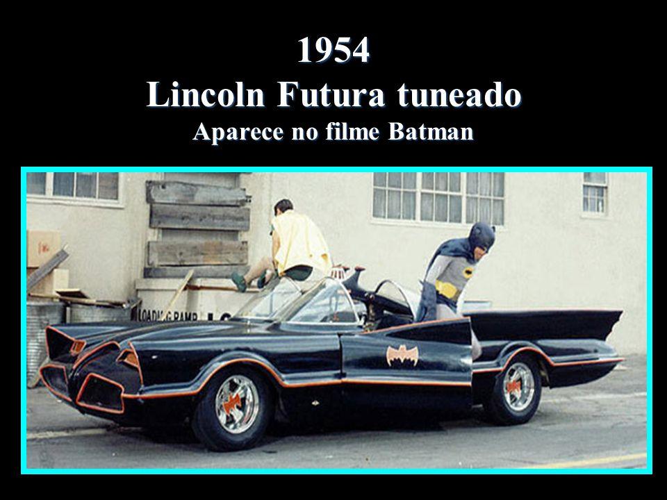1954 Lincoln Futura