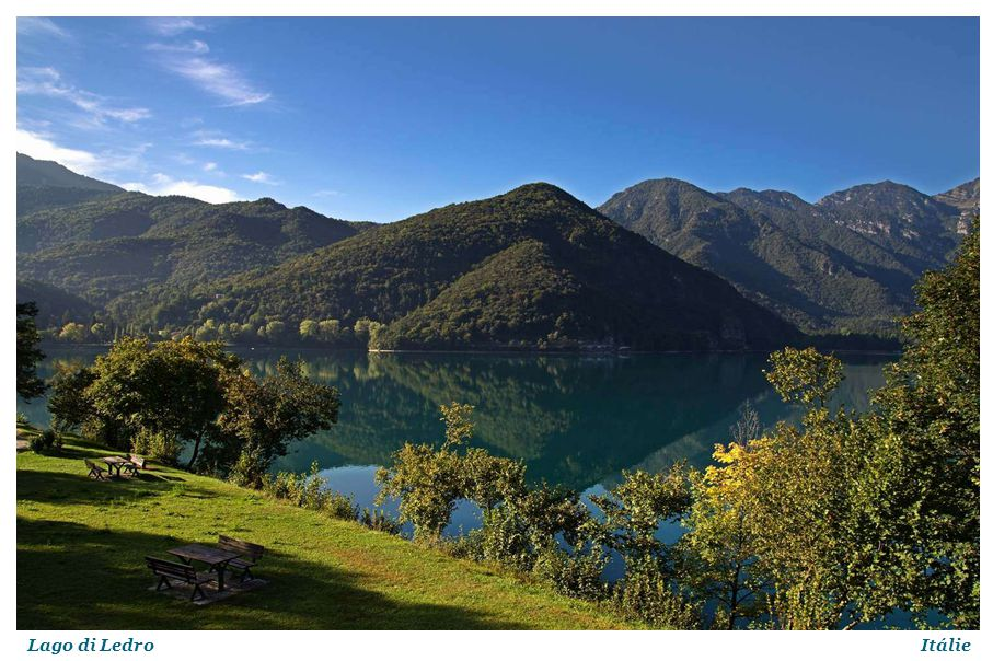 Lago di LedroItálie