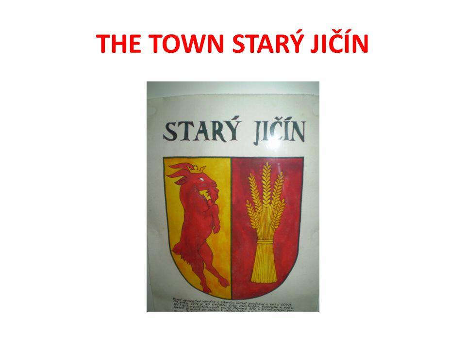 THE TOWN STARÝ JIČÍN