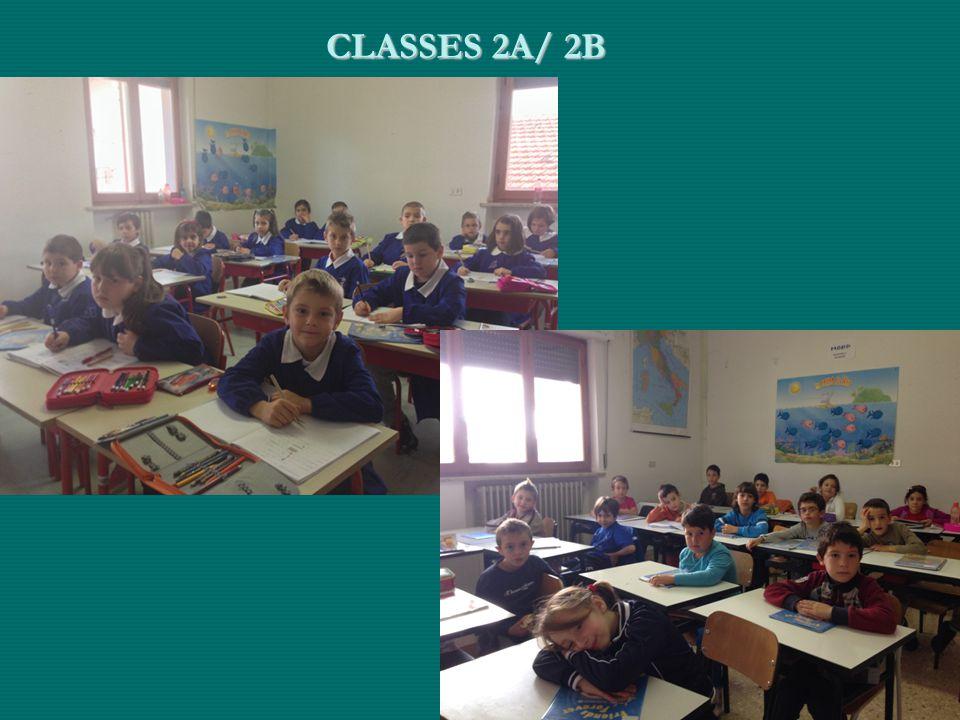 CLASSES 2A/ 2B