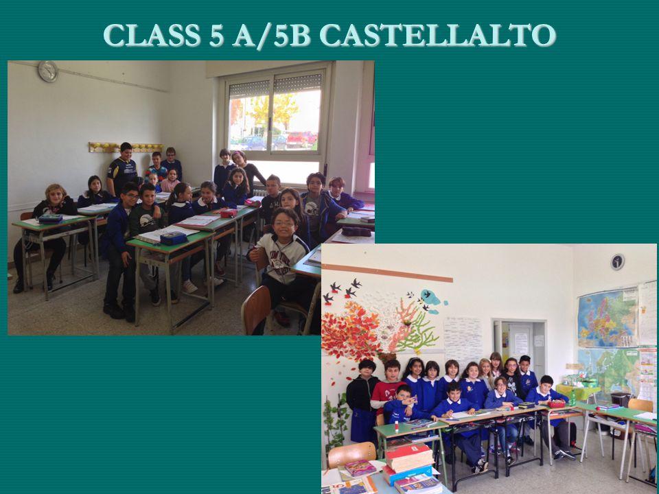 CLASS 5 A/5B CASTELLALTO