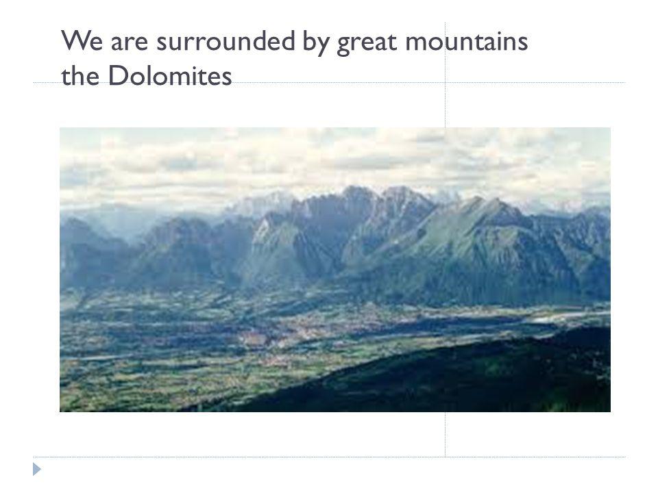 Dolomites  Visentin  Nevegal