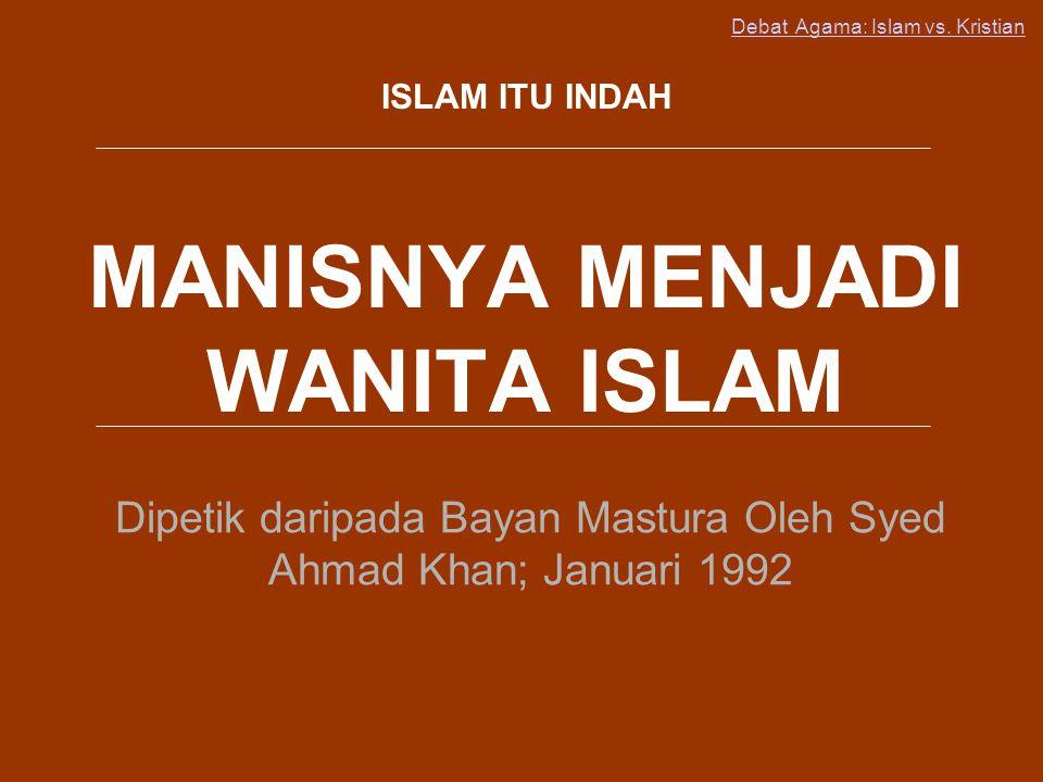 Debat Agama: Islam vs.