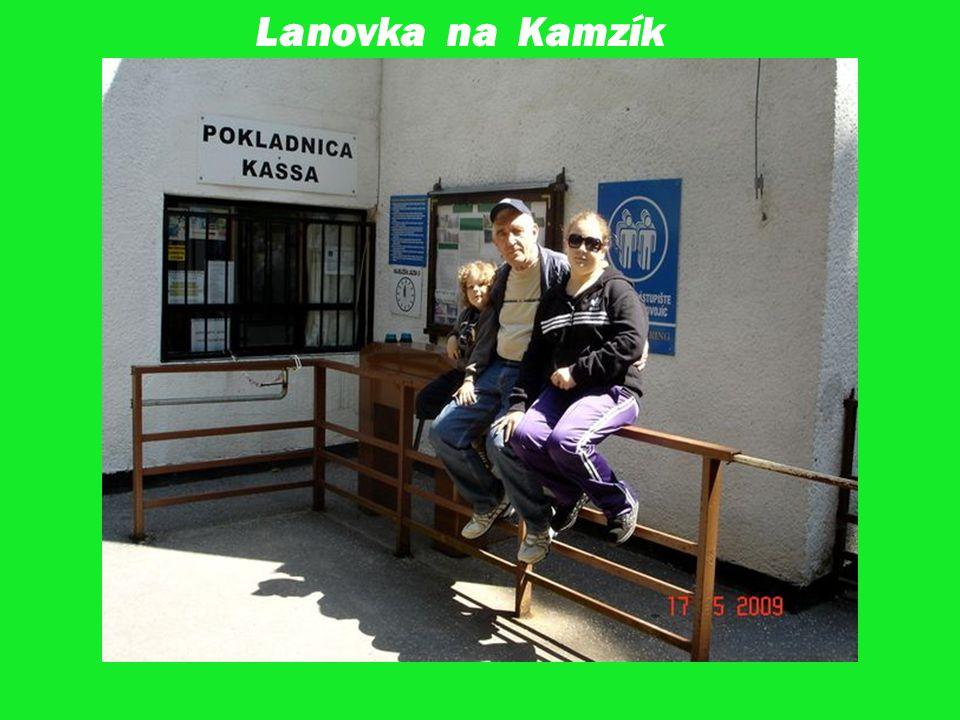 Lanovka na Kamzík