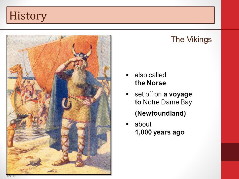 History obr.
