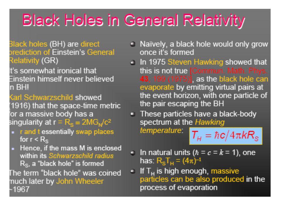 KK in 1930 gravitation + electrmagnetism (n=1) valid in any dimension In 1990 n>1 5.3.20096CZ-SK Košice (V.