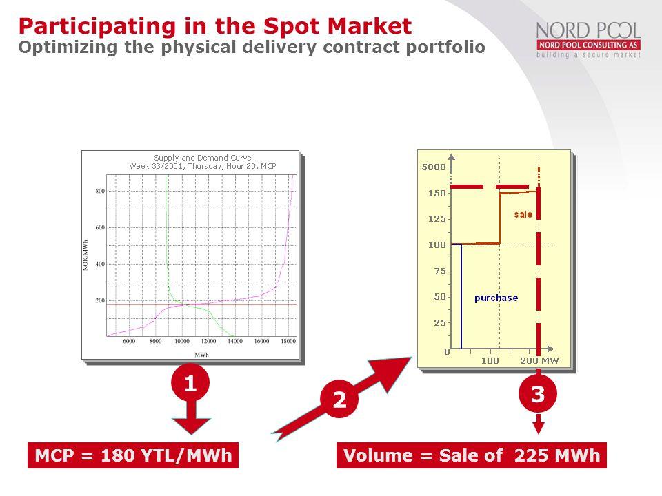 Saat 20: Elektrik Portföyü Optimizasyonu Teklifi fiyat01001011501515000 miktar2525-125-125-225-225 Spot Piyasaya Katılım Fiziksel Sözleşme Portföyünün