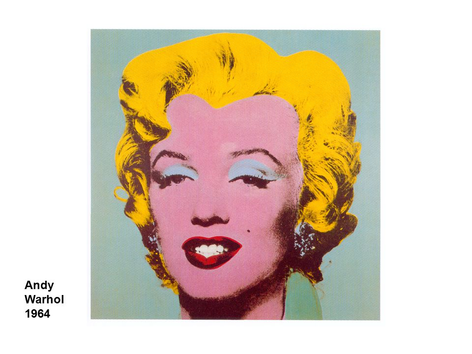 Andy Warhol 1964
