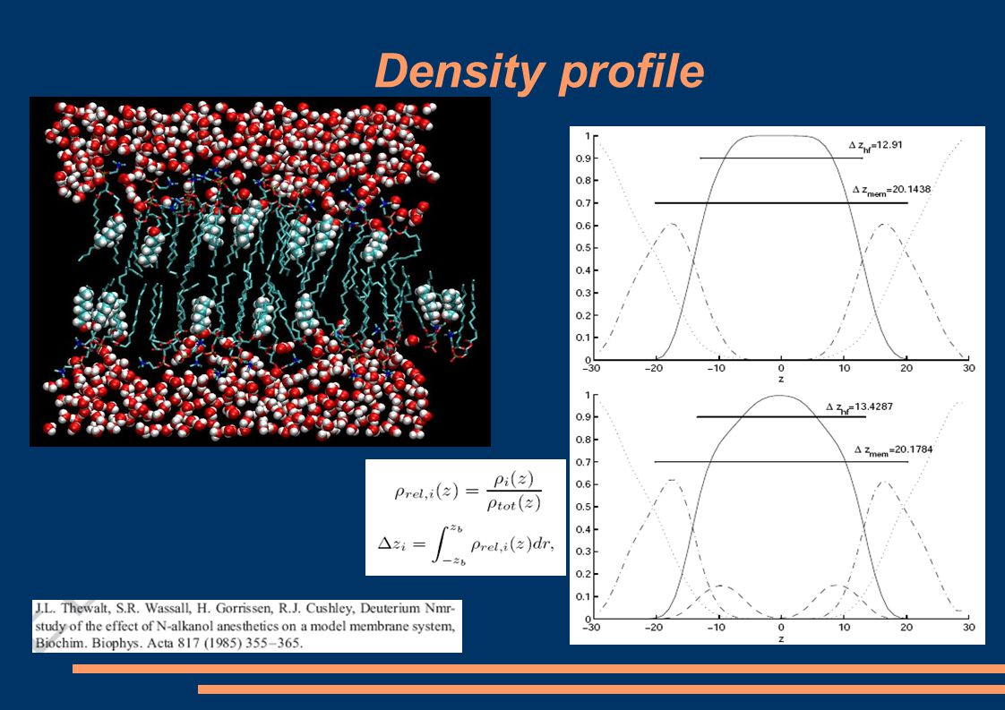 Density profile