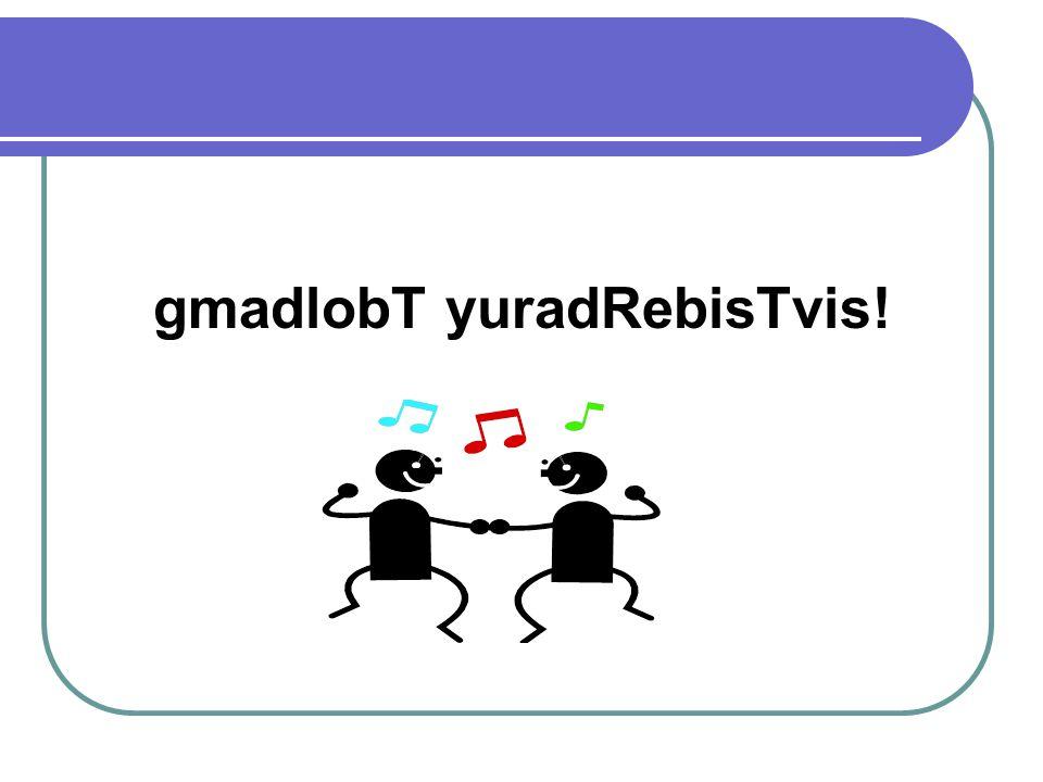 gmadlobT yuradRebisTvis!