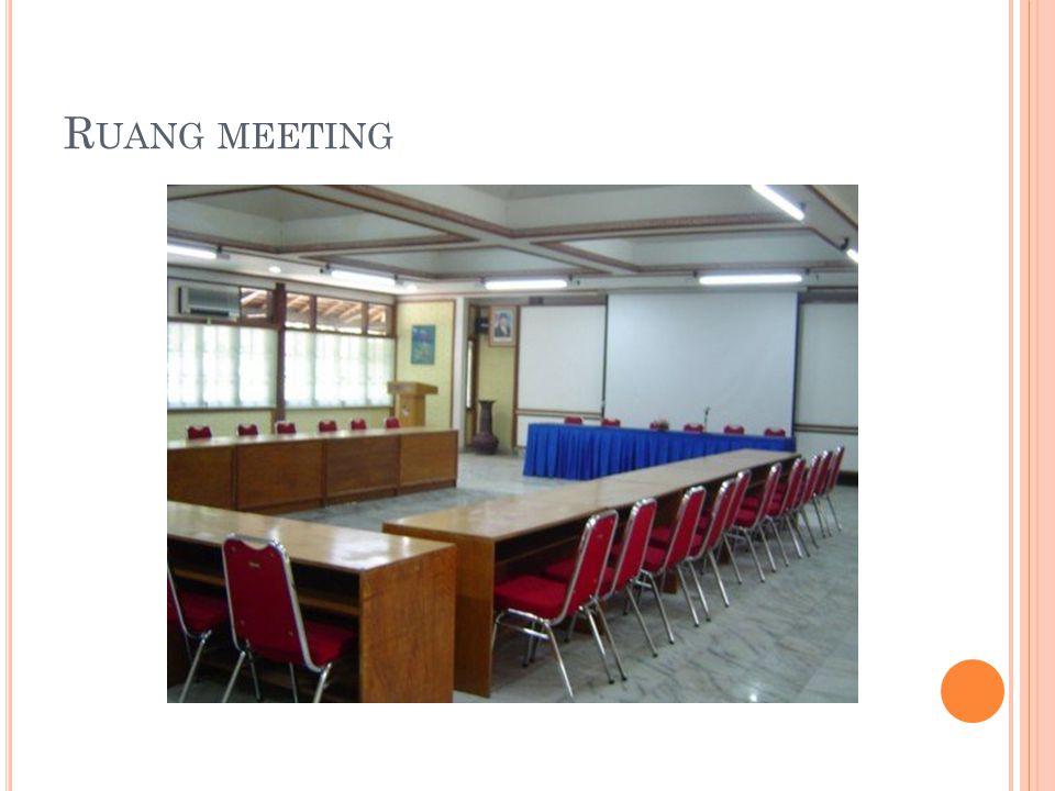 R UANG MEETING