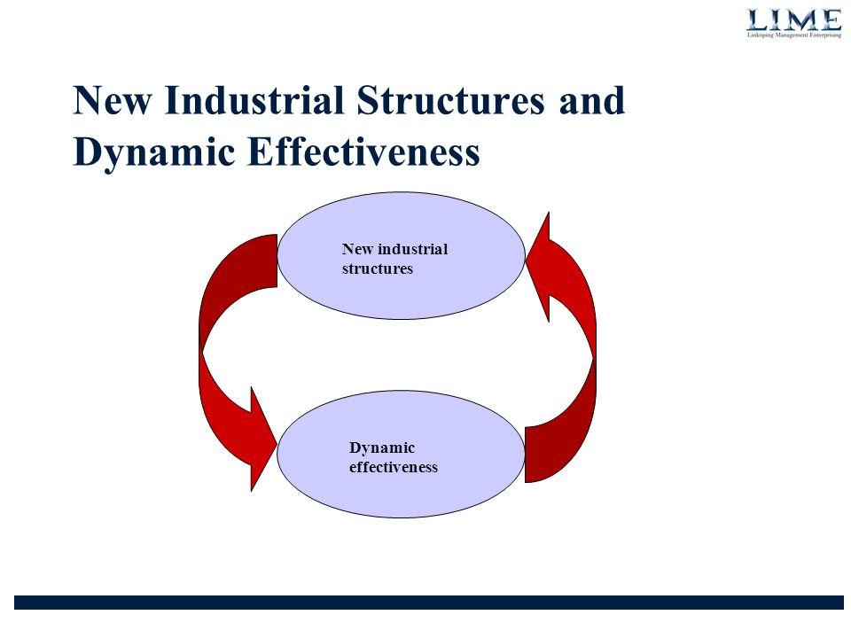 Increased operative effectiveness New strategic positions Operative plattforms - effecient sales org.