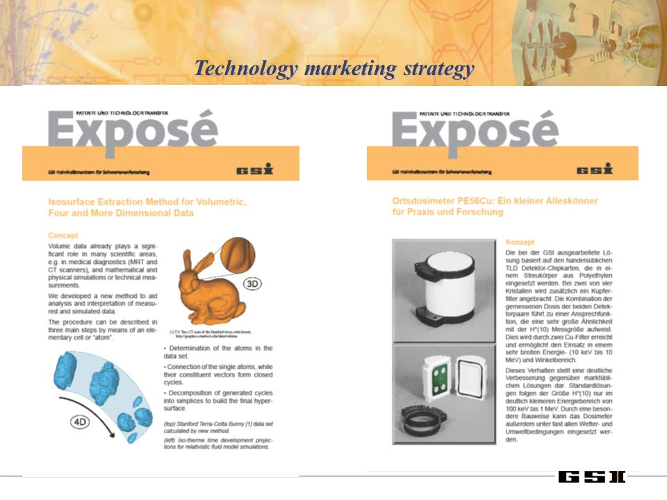 Technology marketing strategy