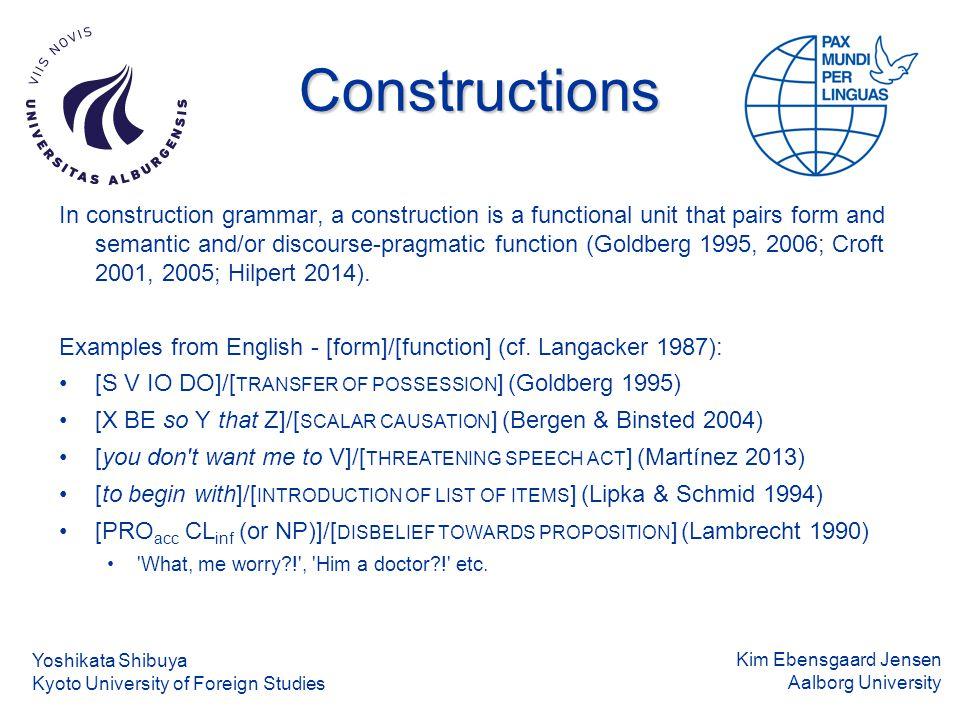 Kim Ebensgaard Jensen Aalborg University N-grams in AW Yoshikata Shibuya Kyoto University of Foreign Studies 2-grams 3-grams4-grams speech / dialog
