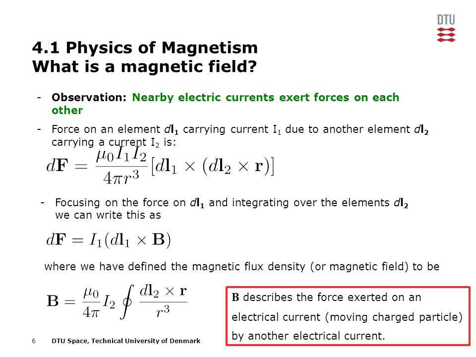 27DTU Space, Technical University of Denmark 4.2 Geomagnetism Evolution of Declination - D