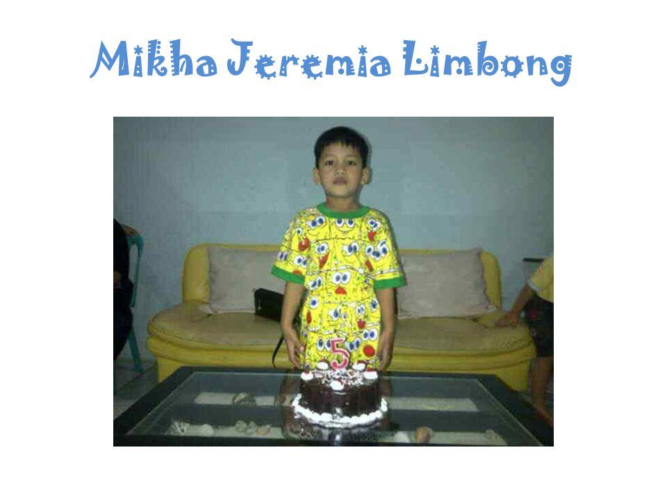 Mikha Jeremia Limbong