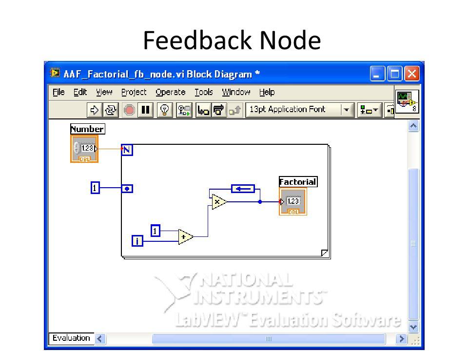 Feedback Node