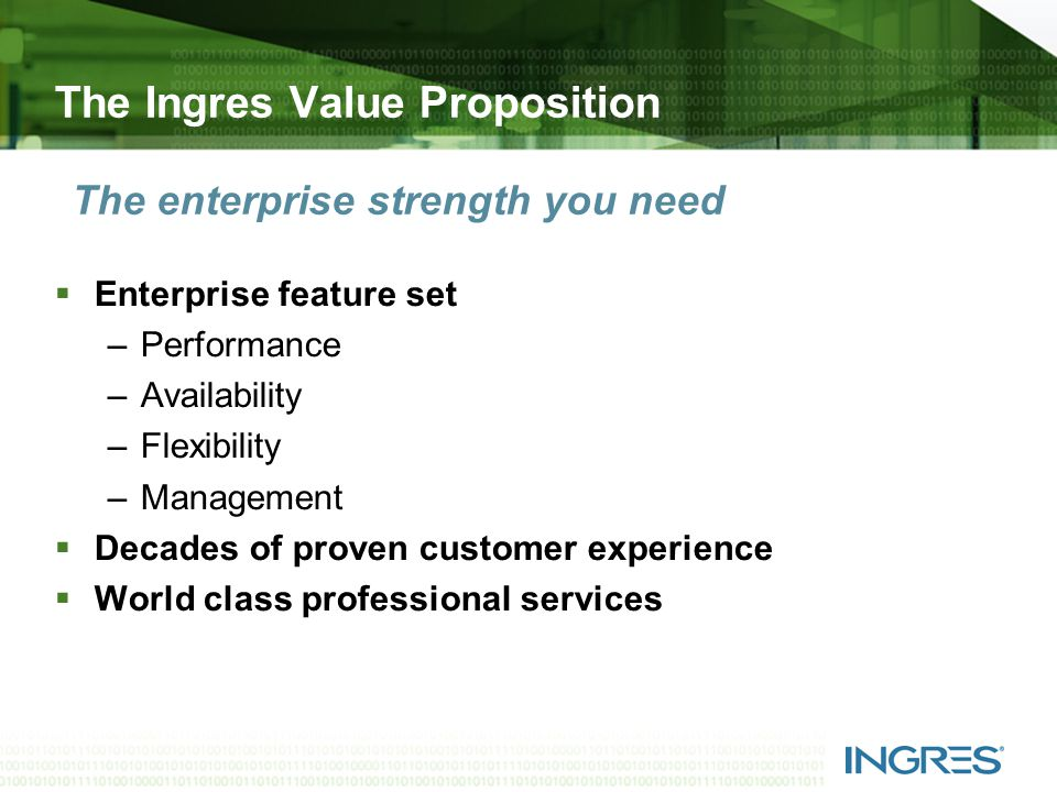 7 Entire contents © 2008 Forrester Research, Inc. All rights reserved. Top enterprise DBMSes