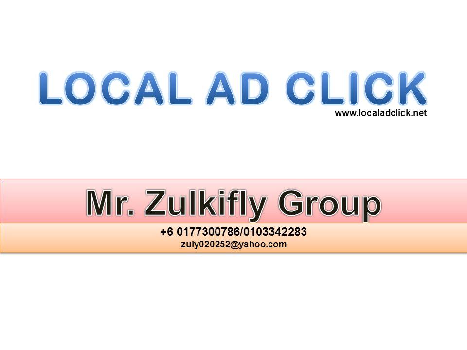 www.localadclick.net +6 0177300786/0103342283 zuly020252@yahoo.com +6 0177300786/0103342283 zuly020252@yahoo.com