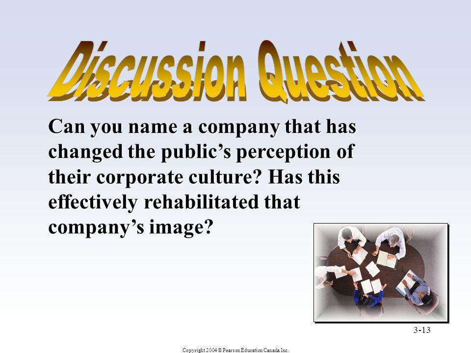 Copyright 2004 © Pearson Education Canada Inc.