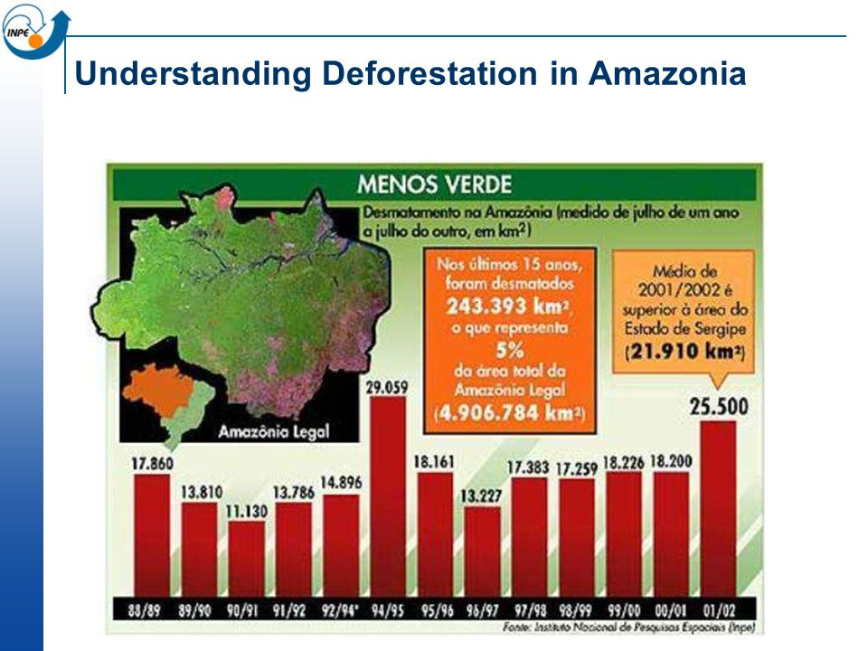 Understanding Deforestation in Amazonia
