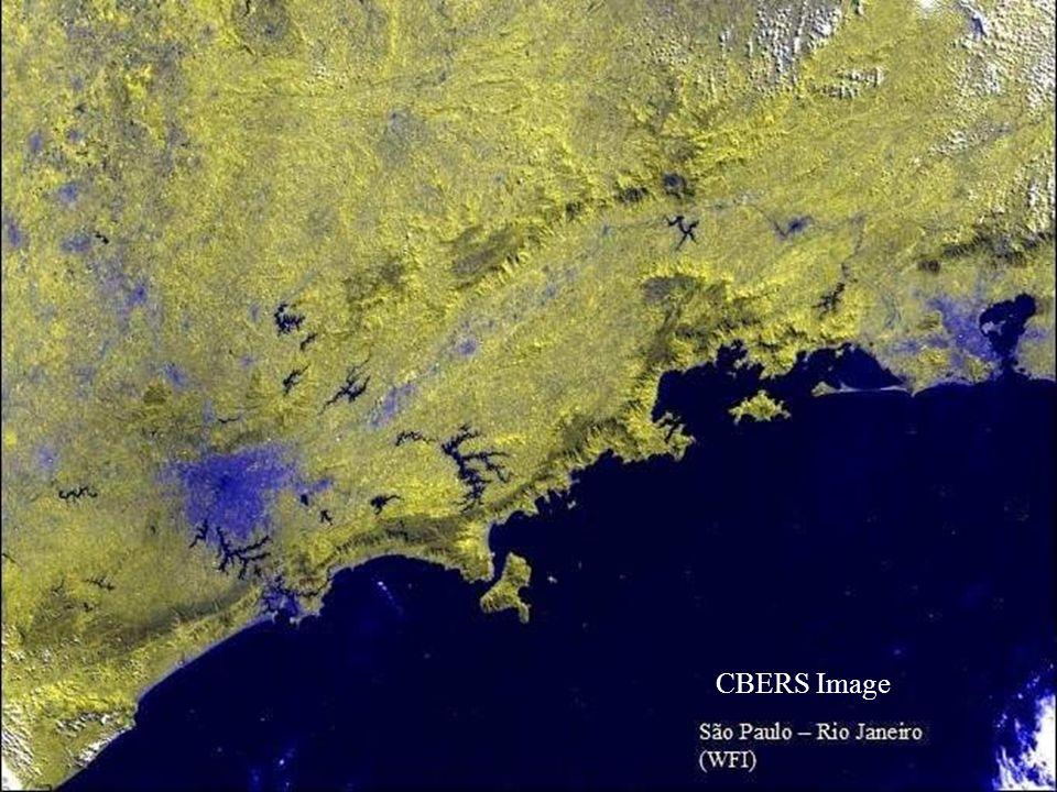 CBERS Image