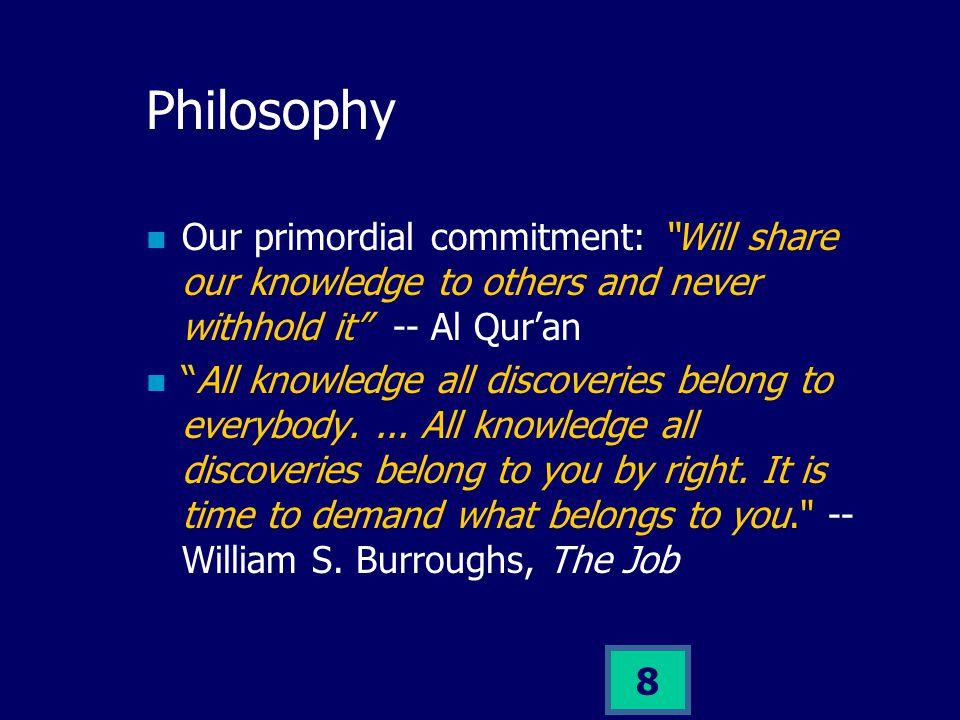 "7 Philosophy ""Dan (ingatlah), ketika Allah mengambil janji dari orang-orang yang telah diberi kitab (yaitu):"
