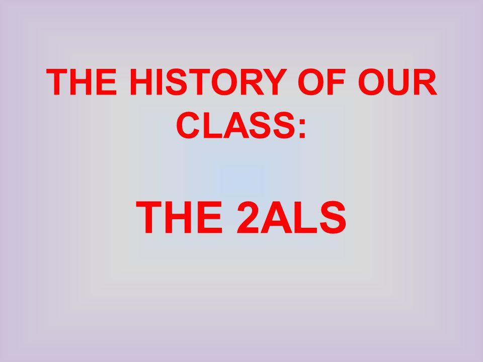 2ASLS THE CLASS