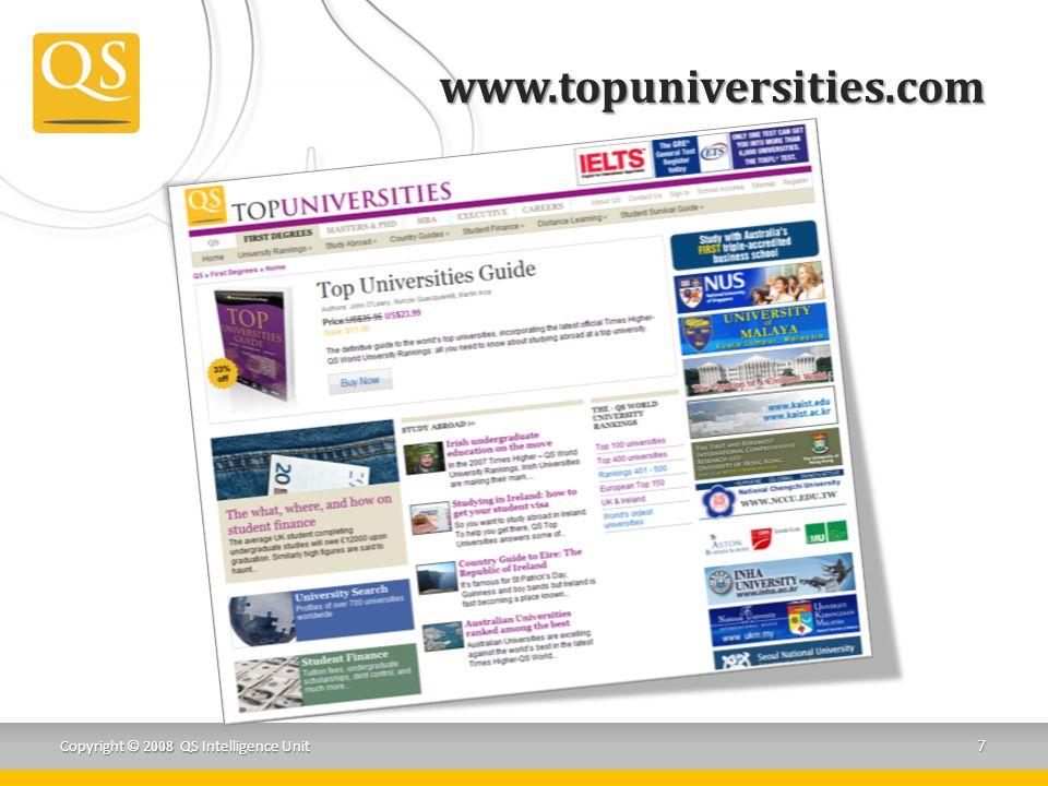 www.topuniversities.com 7