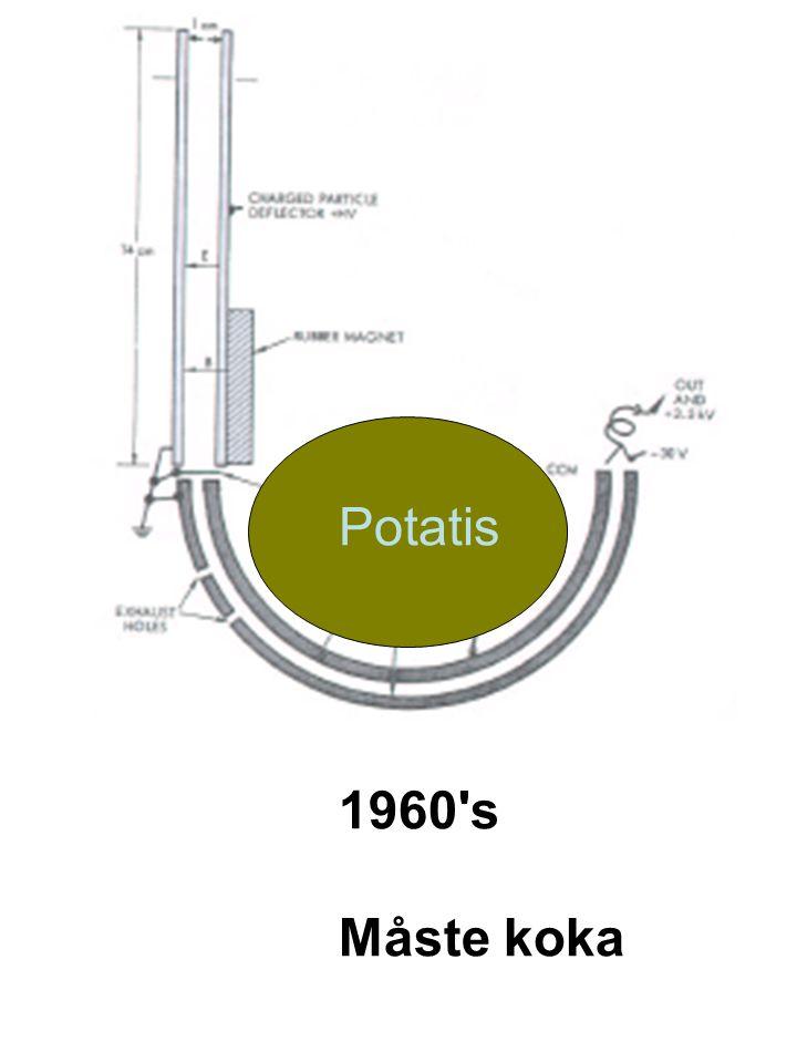 1960 s Måste koka Potatis