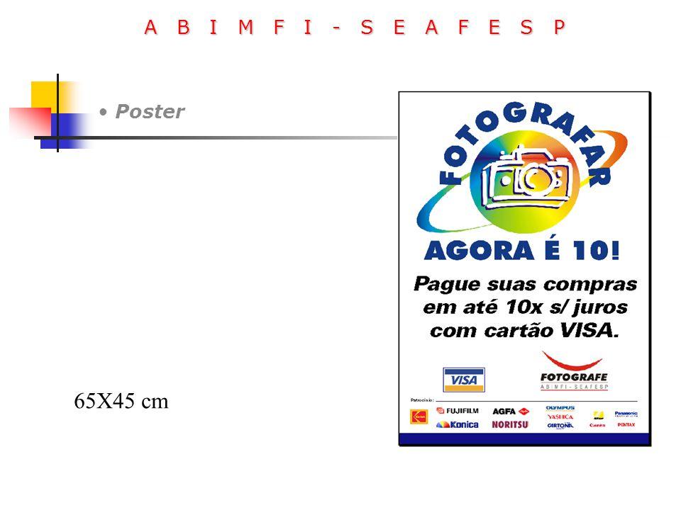 A B I M F I - S E A F E S P Poster 65X45 cm