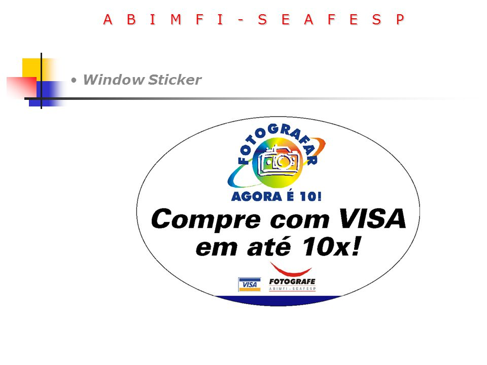 A B I M F I - S E A F E S P Window Sticker