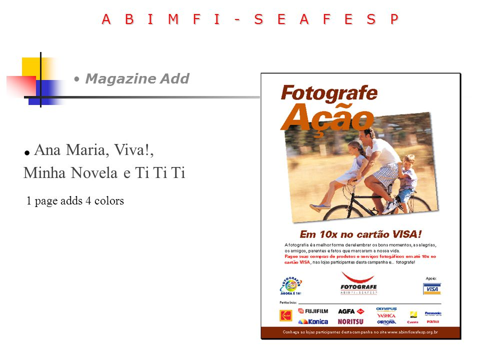 A B I M F I - S E A F E S P Magazine Add.