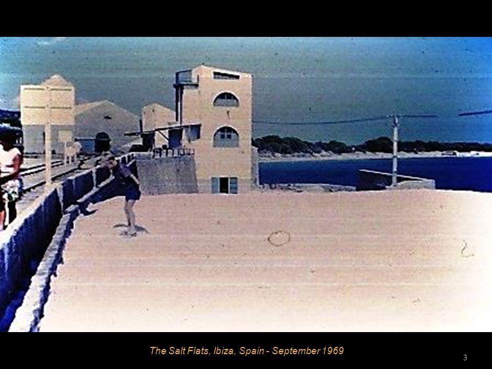 Es Caná, Ibiza, Spain - September 1969 33