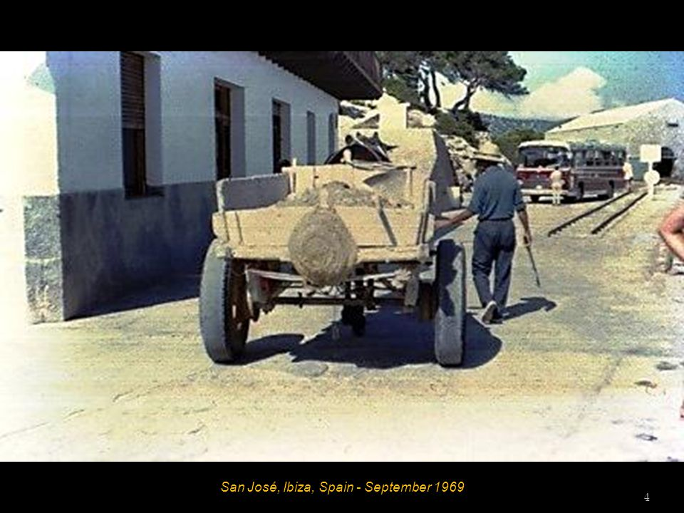 San José, Ibiza, Spain - September 1969 4