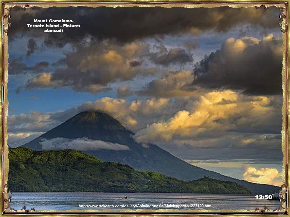 http://www.trekearth.com/gallery/Asia/Indonesia/Maluku/photo1108204.htm Mount Gamalama, Ternate Island - Picture: alitrisnapranoto/popsick/ 11/50