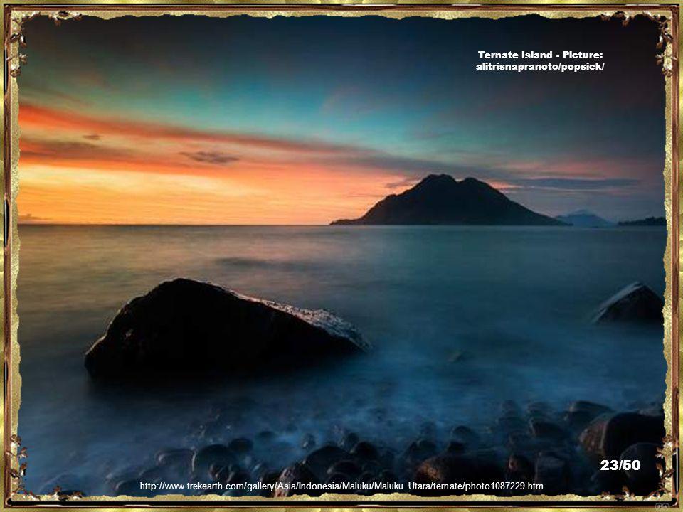 Ternate Benteng Tolukko - Picture: Narcist Bandit http://www.flickr.com/photos/narcistbandit/4610488234/ 22/50